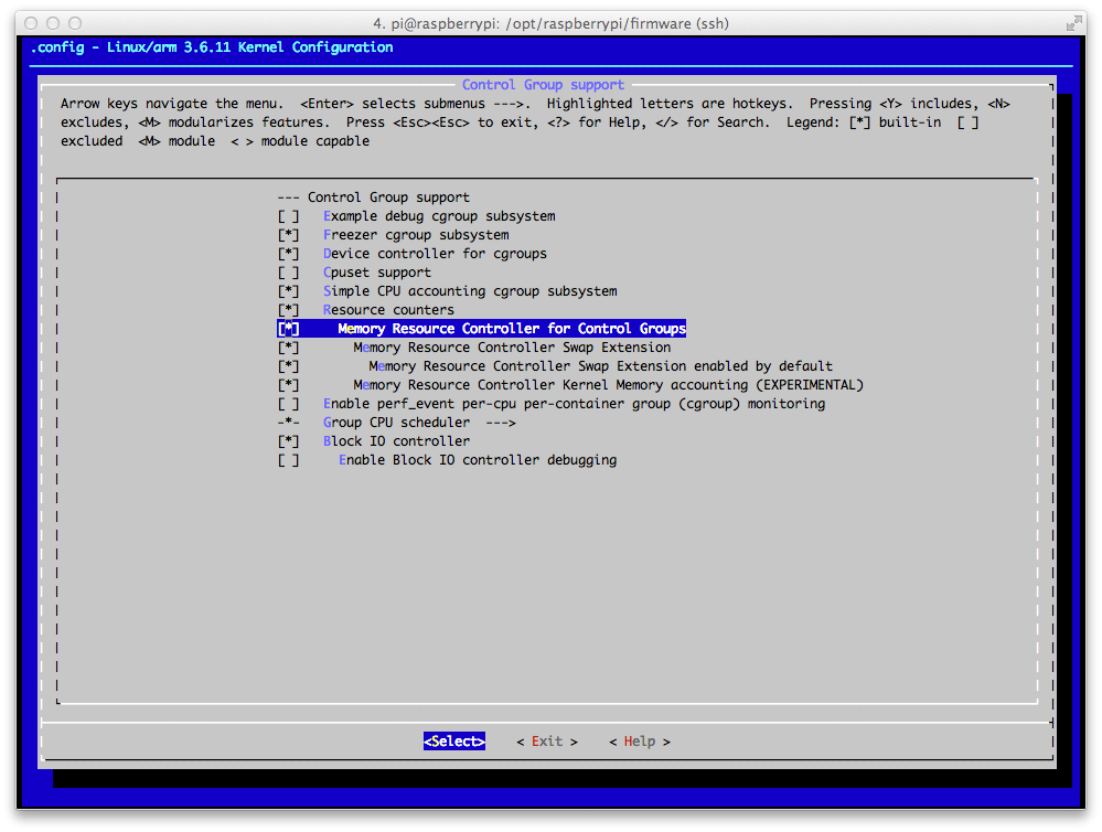 Getting Docker up and running on a RaspberryPi · KenCochrane net